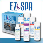 EZ Spa Simple Spa Water Care