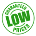 Guaranteed Low Prices