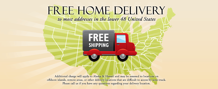 Free Home Delivery on Spa Covers