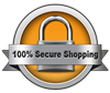 100% Secure Shopping - Guaranteed!