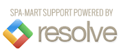 Resolve customer support portal